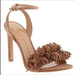 Banana Republic Shoes - Banana Republic Suede Heels